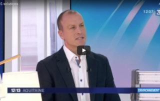 EAS Solutions Eclairage Led Professionnel Bordeaux EAS Solutions Reportage France3 296