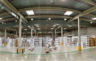 EAS Solutions Eclairage Led Professionnel Bordeaux 1.1 375