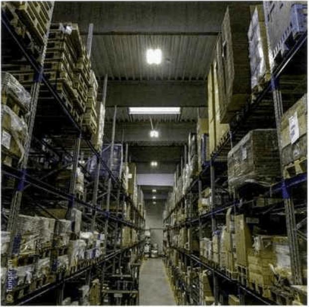 EAS Solutions Eclairage Led Professionnel Bordeaux 1.3 379