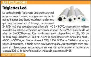 EAS Solutions Eclairage Led Professionnel Bordeaux 4 398